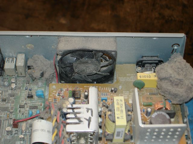 Super Dirty TiVo