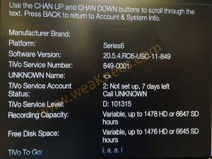 weaKnees upgrades TiVo BOLT to 12TB